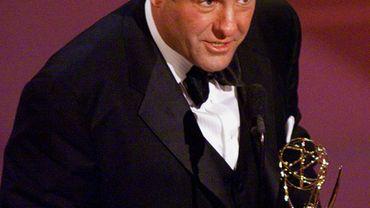 """Au long des six saisons des """"Soprano"""", James Gandolfini remportera notamment un Golden Globe et trois Emmy Awards, les """"Oscars"""" de la télévision américaine"""