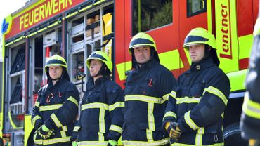 Un incendie dans un hôpital allemand fait un mort et une centaine de personnes à traiter