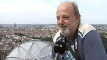 La tour Reyers ouverte au grand public propose une vue imprenable sur la capitale