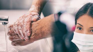Coronavirus en Belgique: constat des mesures d'hygiène par les huissiers de justice possibles pour commerces et entreprises