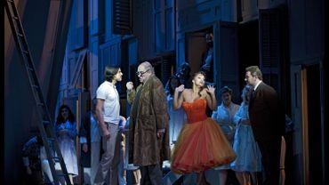 """La Monnaie """"Don Pasquale"""" Donizetti.m e s Laurent Pelly"""