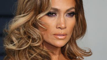 La chanteuse et actrice Jennifer Lopez