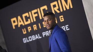 """Connu pour son rôle de Finn dans la nouvelle trilogie """"Star Wars"""", John Boyega est la star de """"Pacific Rim: Uprising"""