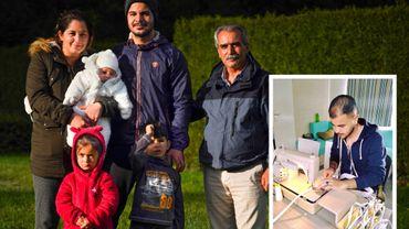 Theux : ces réfugiés kurdes qui avaient cousu des masques ont dû quitter la Belgique
