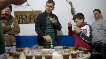 Les caféiculteurs contribuent au développement des zones rurales éloignées des côtes littorales où se concentrent d'ordinaire les touristes.