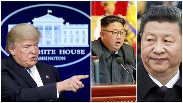 Pyongyang tire un nouveau missile avant le sommet Xi Jinping-Donald Trump