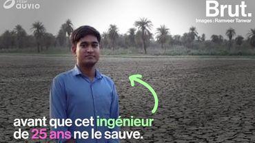 En Inde, il redonne vie aux lacs asséchés