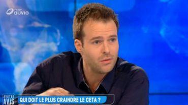 Stéphane Delogne, porte-parole de Fugea