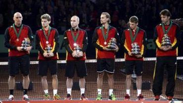 """Gala du Sport - Johan Van Herck: """"On est parmi les meilleurs en tant qu'équipe"""""""