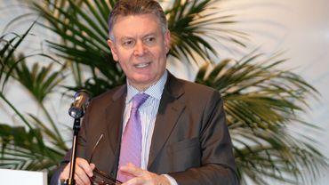 Karel De Gucht, Commissaire européen au Commerce