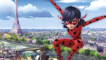 """""""Miraculous Ladybug"""" séduit les jeunes téléspectateurs français depuis son lancement en octobre dernier sur TF1."""