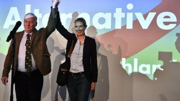 Allemagne: qu'est-ce que l'AfD, parti de droite nationaliste qui a fait une percée historique?