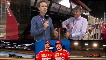 Le débrief F1