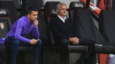 José Mourinho pas particulièrement bavard à la conférence d'après match