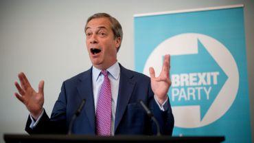 Elections européennes: comment expliquer le score élevé du parti europhobe de Nigel Farage?