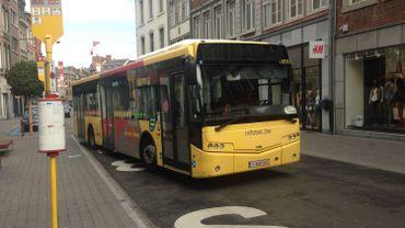 Des bus semi-électriques devraient bientôt remplacer les véhicules au diesel dans le centre de Namur.