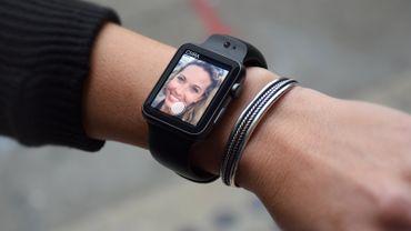 Un bracelet pour ajouter un appareil photo à l'Apple Watch