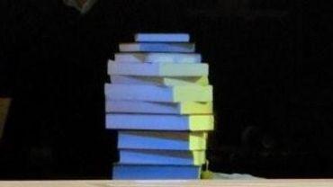 Livres bleux
