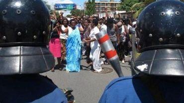 Alexander De Croo suspend le soutien aux élections burundaises