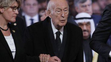 France: l'ancien président Valéry Giscard d'Estaing hospitalisé
