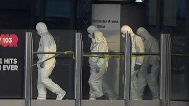 Manchester: le bilan s'alourdit à 22 morts, l'auteur présumé décédé lors de l'explosion