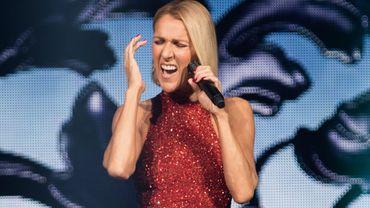 Céline Dion en concert à Québec, le 19 septembre 2019