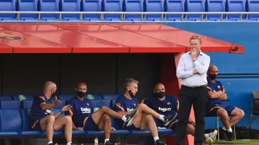Le Barça toujours en litige avec Setien, Koeman attend l'autorisation de coacher en Liga