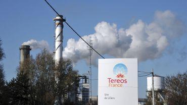 Le site de Tereos en France