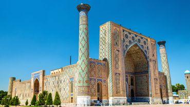 Samarcande, Ouzbékistan