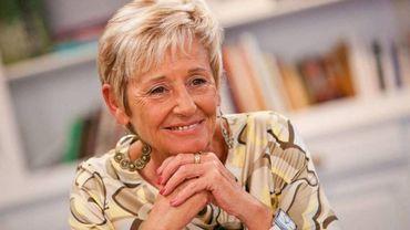 Mamine Pirotte, une grande dame de la RTBF, s'est éteinte
