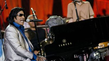 Little Richard en concert en 2011