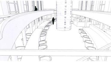 Une Mediaroom ouvrira en 2018 à la Bibliothèque royale