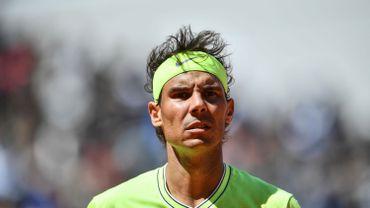 Nadal critique le choix des têtes de série favorable à Federer à Wimbledon