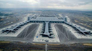 Le nouvel aéroport d'Istanbul, un futur géant mondial