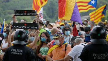 Les ex-chefs de la police catalane sont relaxés