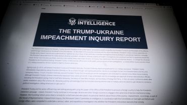 USA: première audience pour la mise en accusation du président Trump