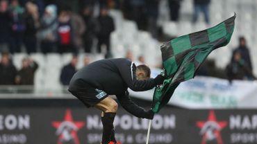 """Cardona : """"J'ai mis le drapeau pour dire qu'on était chez nous"""""""