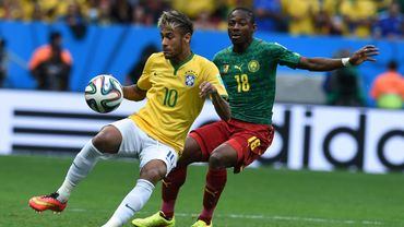 Football: Le Standard accueille le milieu international camerounais Eyong Enoh