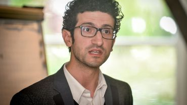 Mohamed Ridouani, tête de liste sp.a qui remplace Louis Tobback.