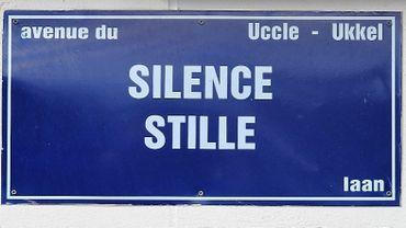 Les lieux de silence à Bruxelles (5/5) - le Café du Silence
