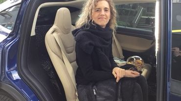 Delphine de Vigan dans Hep Taxi !