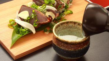 Le saké est considéré comme la boisson des Dieux au Japon.