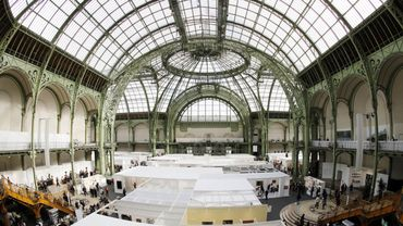 La Foire internationale d'art contemporain (FIAC) accueille de jeudi à dimanche au Grand Palais 199 galeries d'art moderne, contemporain et design, venues de 29 pays.