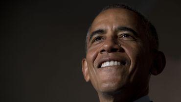 L'ex-président Obama est un fan de basket, un sport qu'on l'a souvent vu pratiquer quand il était à la Maison-Blanche.