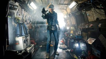 "Une scène de ""Ready Player One"""