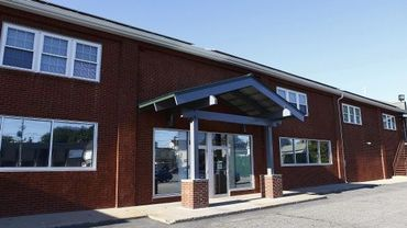 Le New England Compounding Center à Framingham dans le Massachusetts