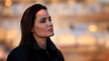 """Angelina Jolie sortira son troisième long métrage, """"Vue sur mer"""", en décembre prochain"""