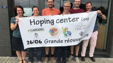 """Le """"Hoping Center"""" ouvre ses portes ce mardi, à Gembloux."""