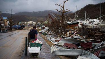 Dévastées et maintenant pillées, Saint-Martin et Saint-Barthélémy se sentent abandonnées