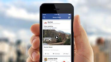 Facebook s'apprêterait à lancer ses contenus vidéos